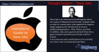 Steve Jobs Top Quotes