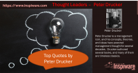 Top Quotes by Peter Drucker