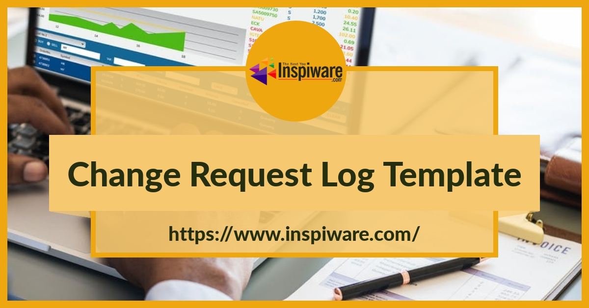 Change Control Log Template