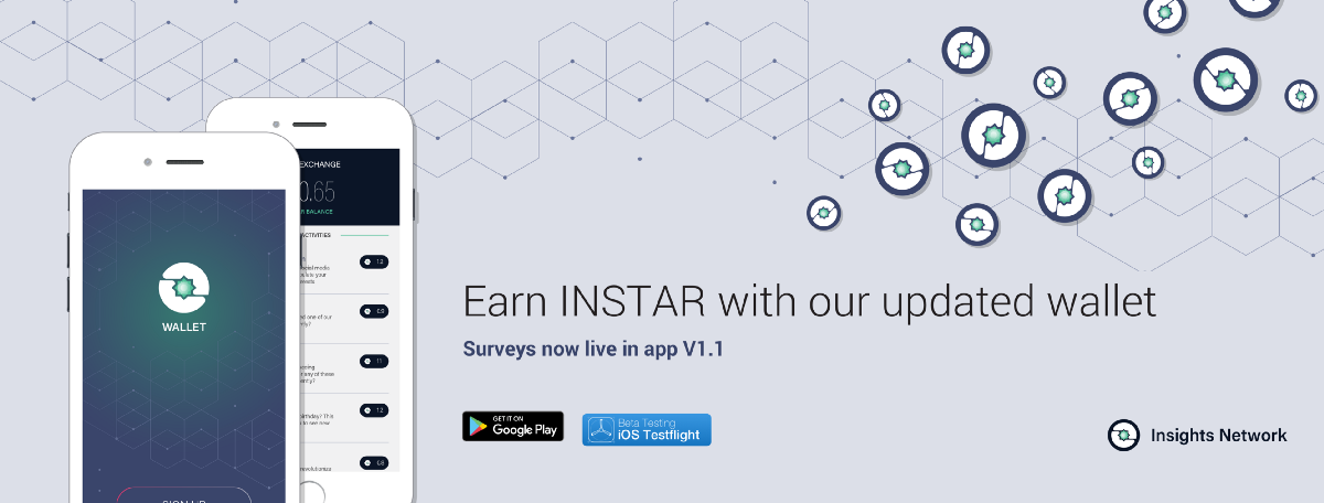 Insights Network Community Update: Requester Dashboard, INSTAR Wallet V1.1