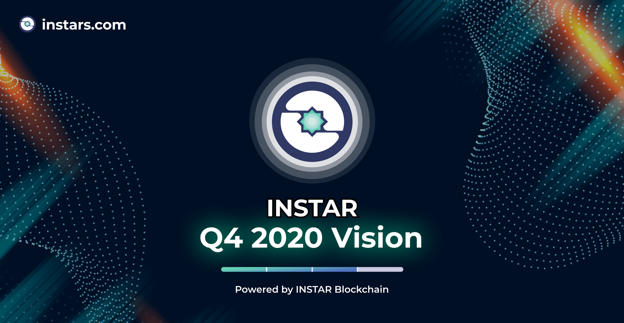 Instars Q4 2020 Vision: Keep Building, Increased Growth and Token Utility for Mass Adoption