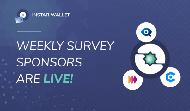 Earn Cryptocurrency From Sponsored Blockchain-Based Surveys on InstarWallet.com!
