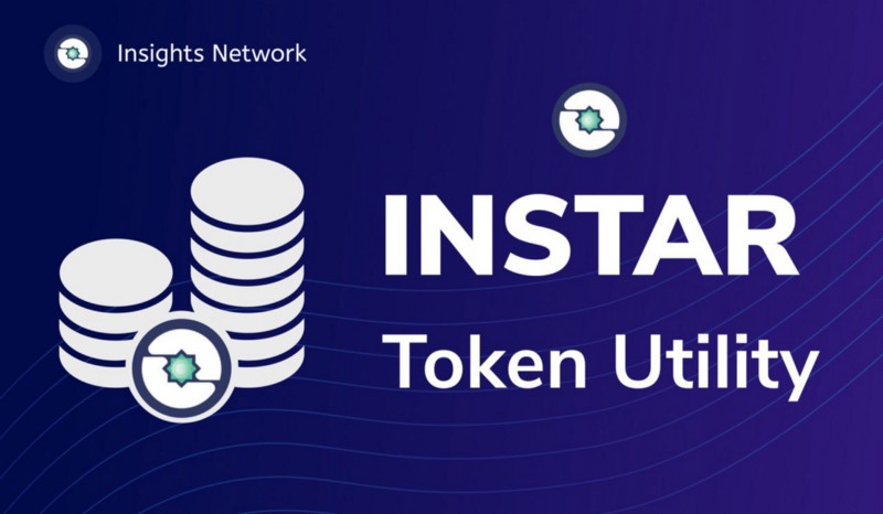 INSTAR Blockchain Token Utility