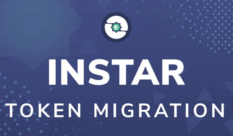 INSTAR Token Migration Official Announcement!