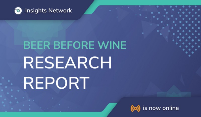 Insights Network Research — Beer Before Wine Survey Results