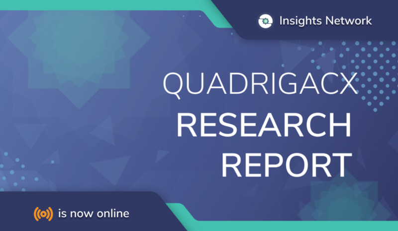 Insights Network Research — QuadrigaCX Survey Results