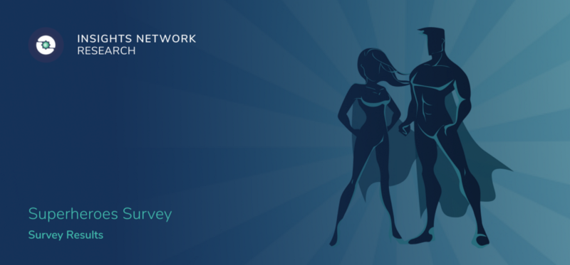 Insights Network Research — Superheroes Survey