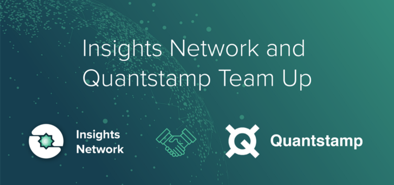 Insights Network and Quantstamp Partner for Smart Contract Audit, INSTAR Airdrop, & More…