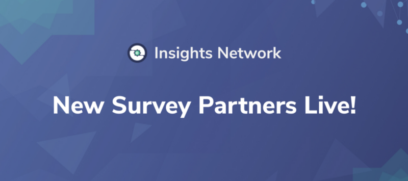 Now Live: New Survey Partner Integrations—Pollfish and Cint!