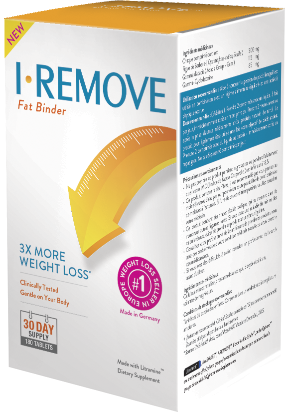 I-REMOVE™ can help break the cycle of weight loss and weight regain