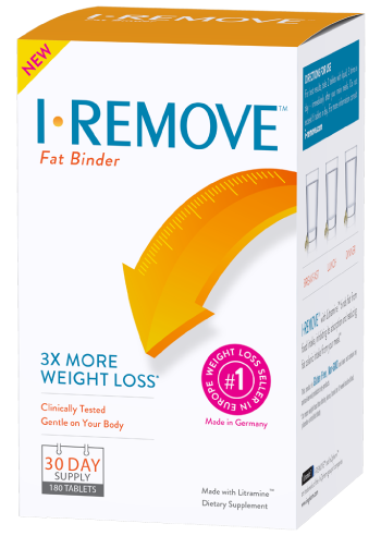 I-REMOVE Fat Binder Weight Loss Supplement