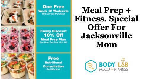 Body Lab Food + Fitness
