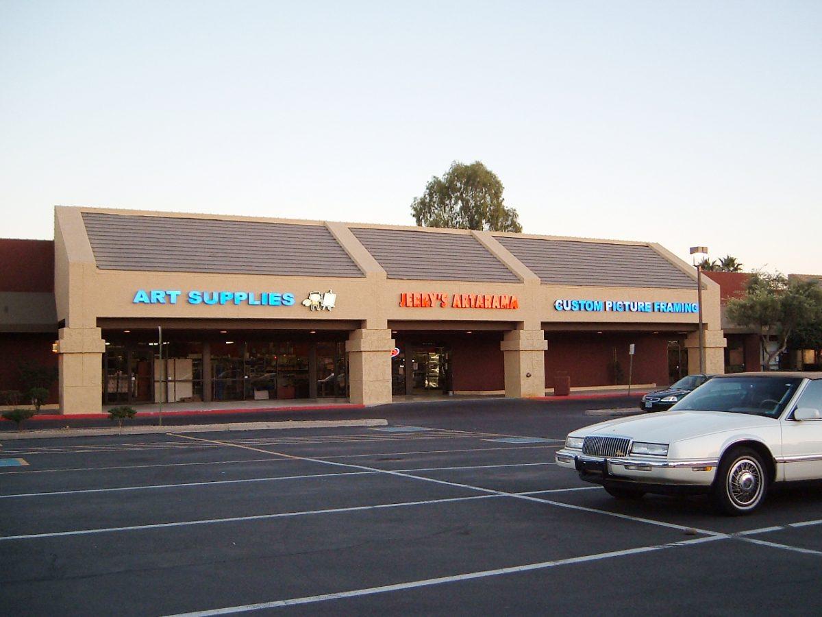 Jerry 39 s artarama of tempe art supply store 480 775 6787 for Craft store norwalk ct