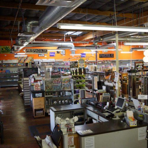 Interior Picture of Jerry's Artarama Art Supply Store in Tempe, AZ