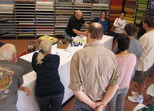 Picture of an Art Class & Workshop at Jerry's Artarama of West Palm Beach, FL