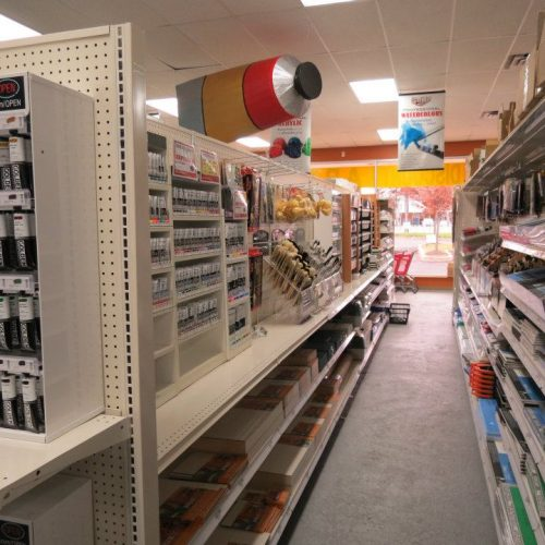 Art & Painting Supplies at Jerry's Artarama of Lawrenceville, NJ