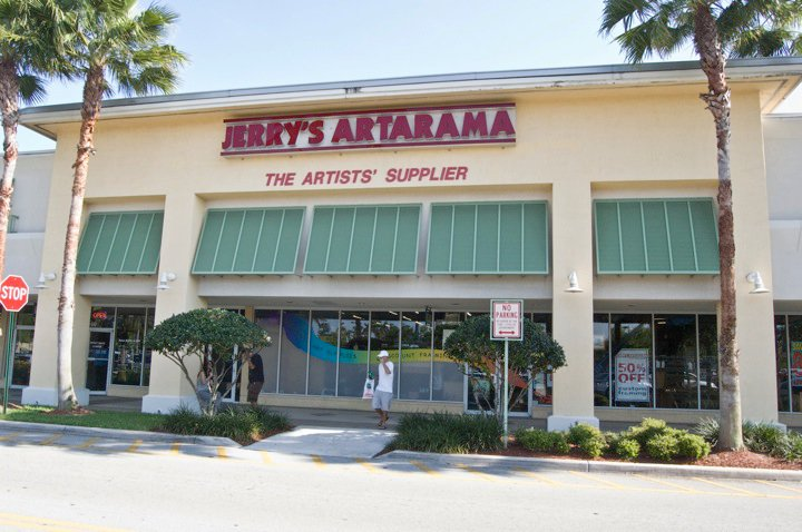 Is Proprietary. Jerry's Artarama has been proudly serving artists since with only the finest art materials & supplies. We are dedicated to you, the artist!