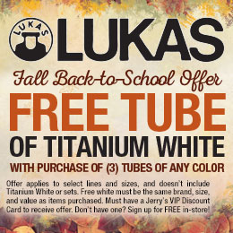 Lukas Back-to-School Sale Promo Image