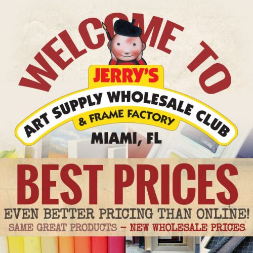 Jerry's Art Supply Wholesale Club