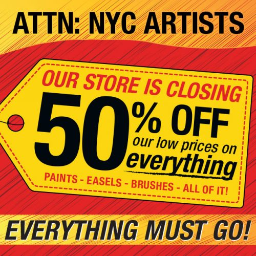 Don't Miss It! EVERYTHING MUST GO