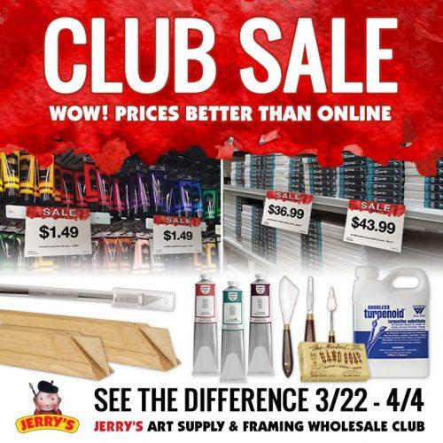 Club Sale