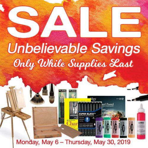 Amazing May Savings