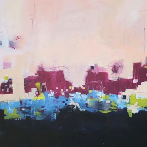 Sept 15 – Intuitive Painting: An Introduction to Abstracts with Ophelia Staton