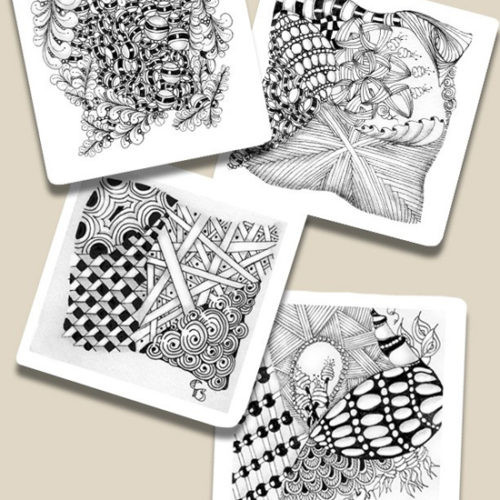 Sept 22 – Introduction to Zentangle with Cathy Boytos