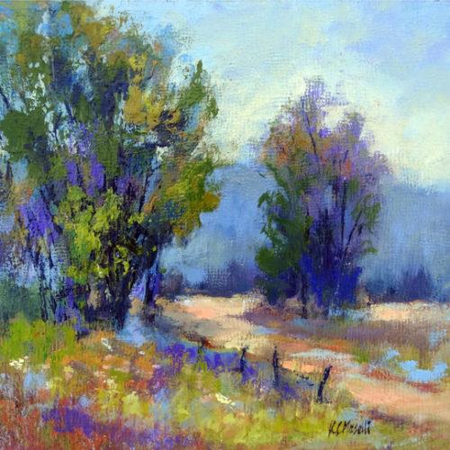 Jan 25 – Loose & Lively Landscapes with Palette Knife