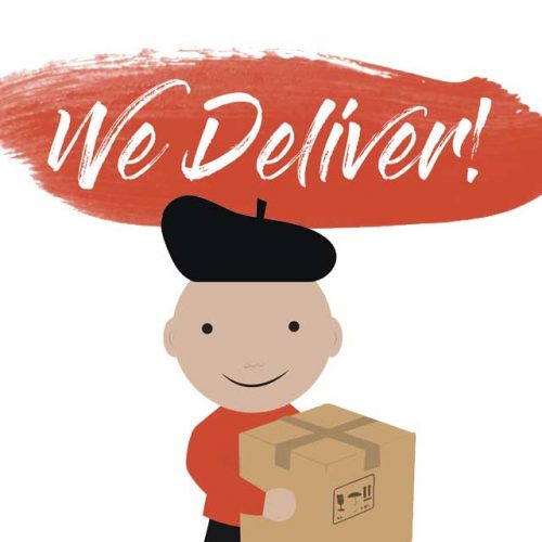 Did You Know? We Deliver!