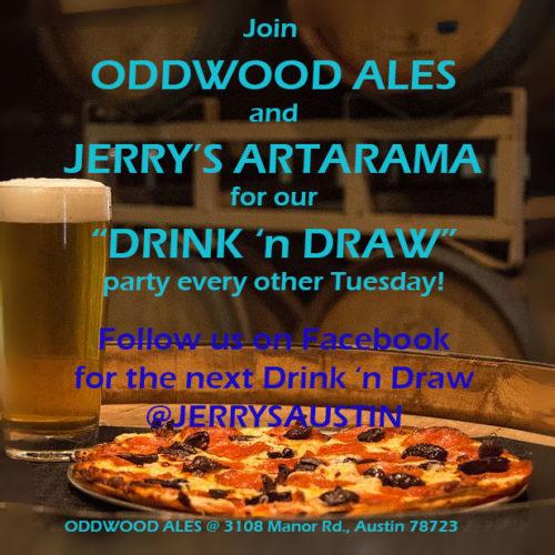 Drink 'n Draw