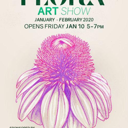 Flora Art Show