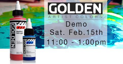 Golden Demo