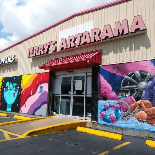 Jerry's Artarama of Houston