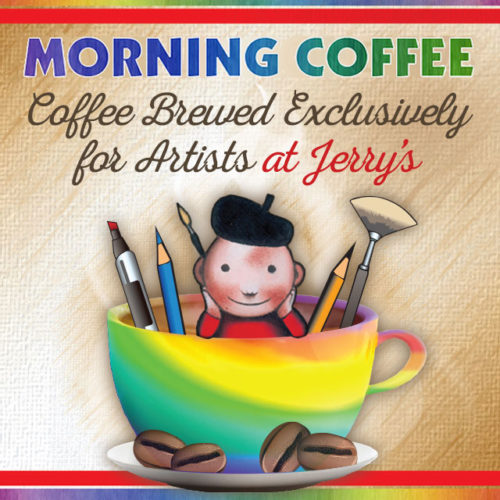 Wake Up With Jerry's: FREE Coffee!