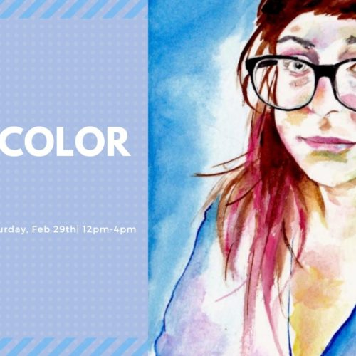 Free Demo! Watercolor with Devon Lawrence
