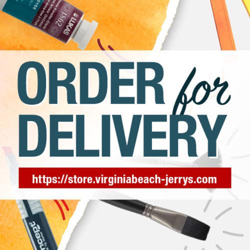 Order Online for Delivery or Pick-Up