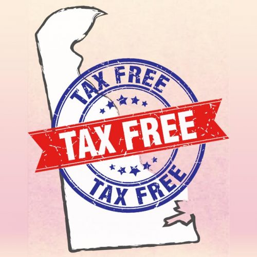 Tax Free Art Supplies in Delaware