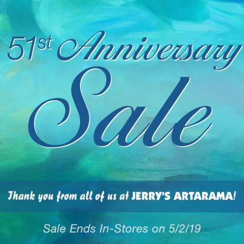 51st Anniversary Sale