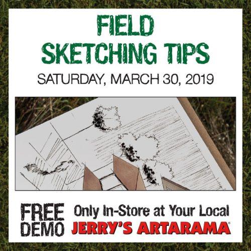 Field Sketching Tips