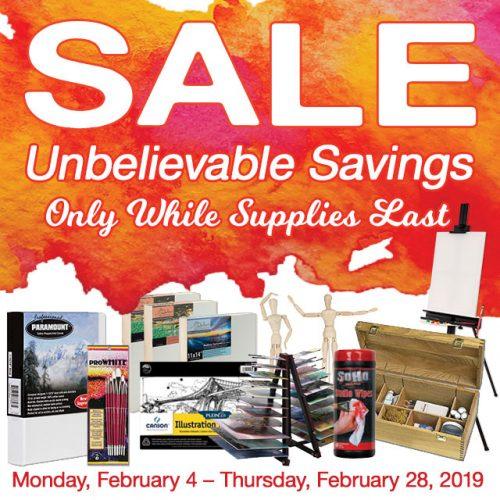Fantastic February Sale