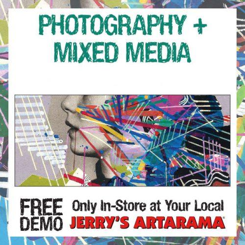 Photography and Mixed Media