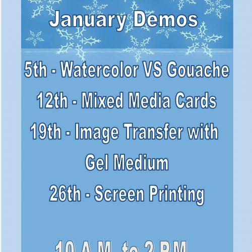 January Demos
