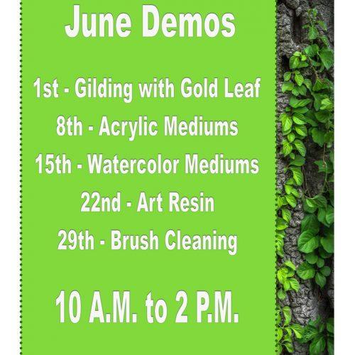 June Demos