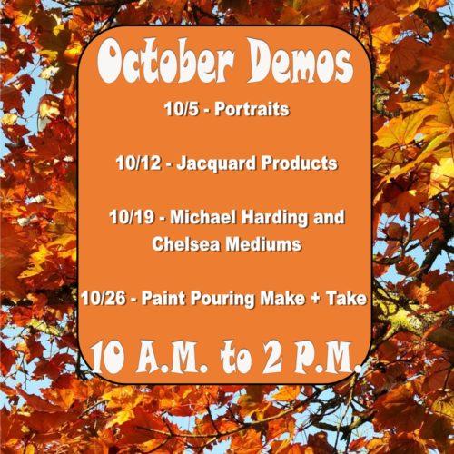 October Demos