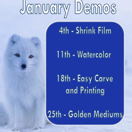 January 2020 Demos
