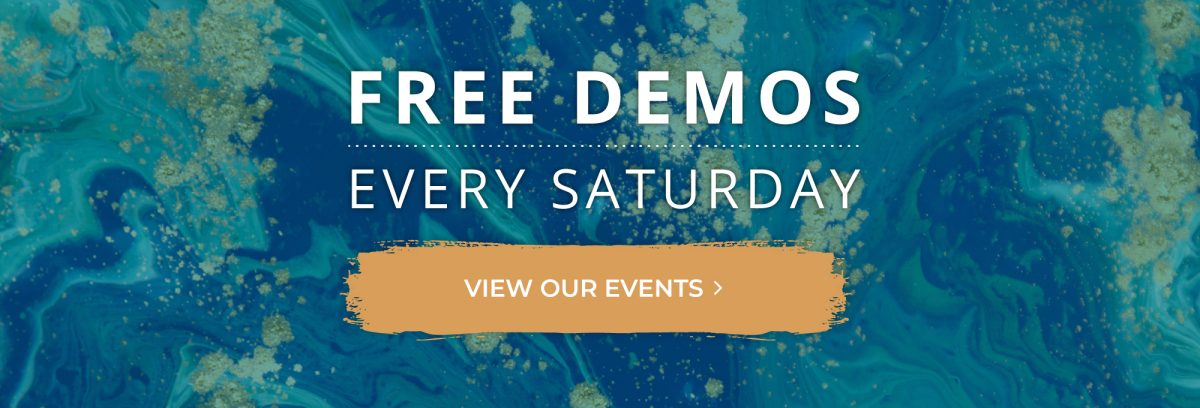 Free Demos, Every Saturday at Jerry's Deerfield Beach