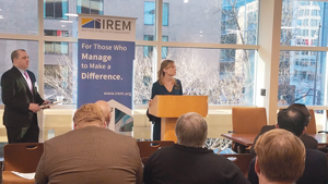 Erin Stackley, senior policy representative for NAR