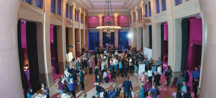 IREM Premier Party at the Bently Reserve in San Francisco