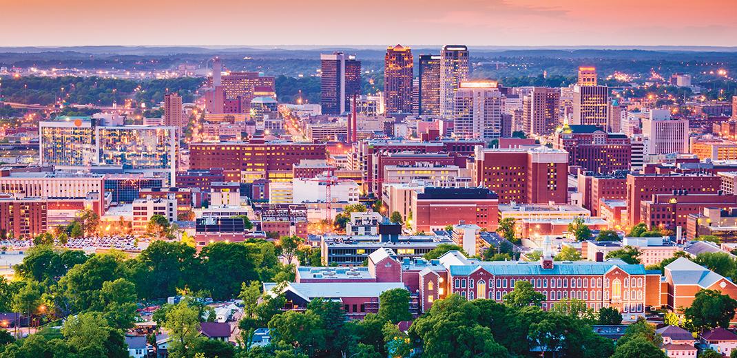 "Birmingham, Ala., home of 2021 President W.A. ""Chip"" Watts IV, CPM, CCIM"
